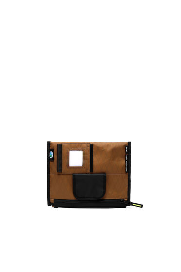 Convertible bag in X-Pac and ripstop