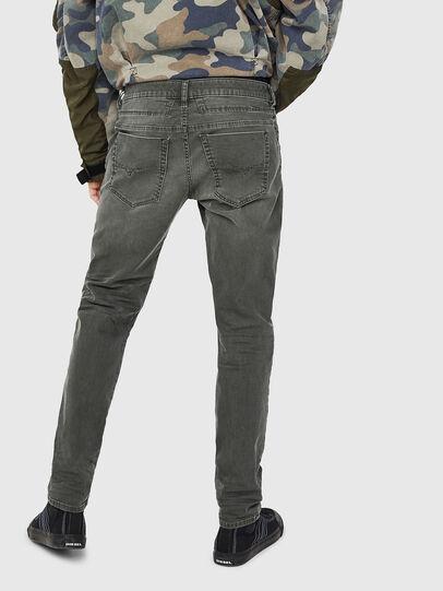 Diesel - D-Bazer 0699P, Dark Green - Jeans - Image 2