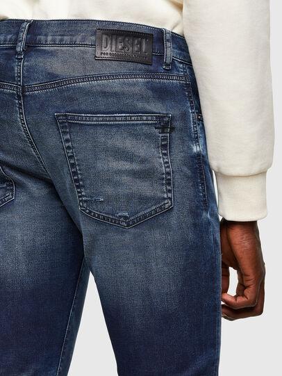 Diesel - D-Strukt JoggJeans® 069SL, Dark Blue - Jeans - Image 4