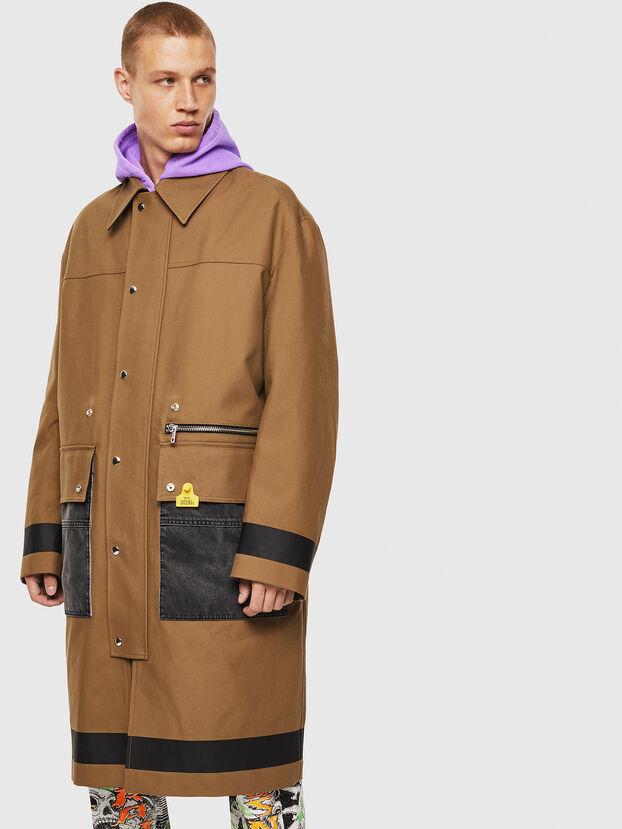 J-ROBERT, Brown - Jackets