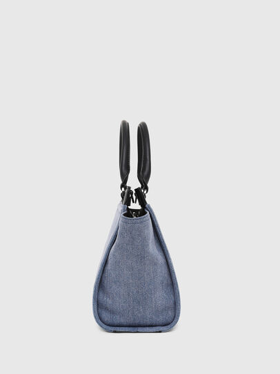 Diesel - BADIA, Blue Jeans - Satchels and Handbags - Image 3