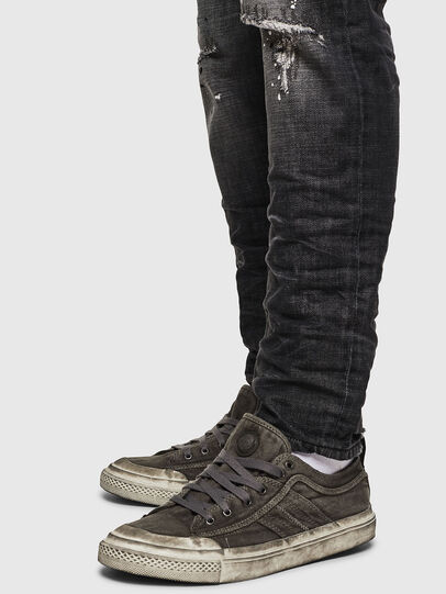 Diesel - S-ASTICO LOW LACE, Dark grey - Sneakers - Image 5