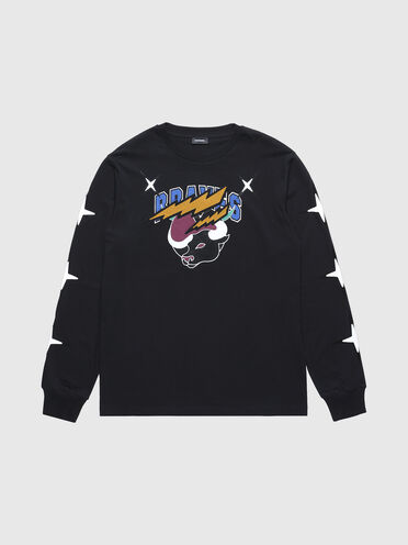 Chinese New Year long-sleeve T-shirt