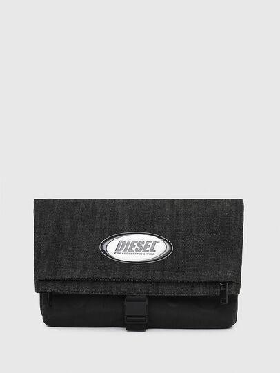 Diesel - PYNO, Black - Crossbody Bags - Image 1