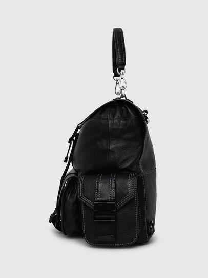 Diesel - MISS-MATCH BACKPACK, Opaque Black - Backpacks - Image 3