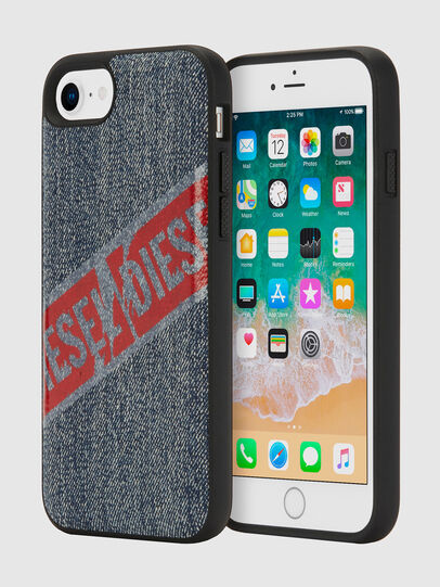 Diesel - VINTAGE DENIM IPHONE 8/7/6S/6 CASE,  - Cases - Image 1