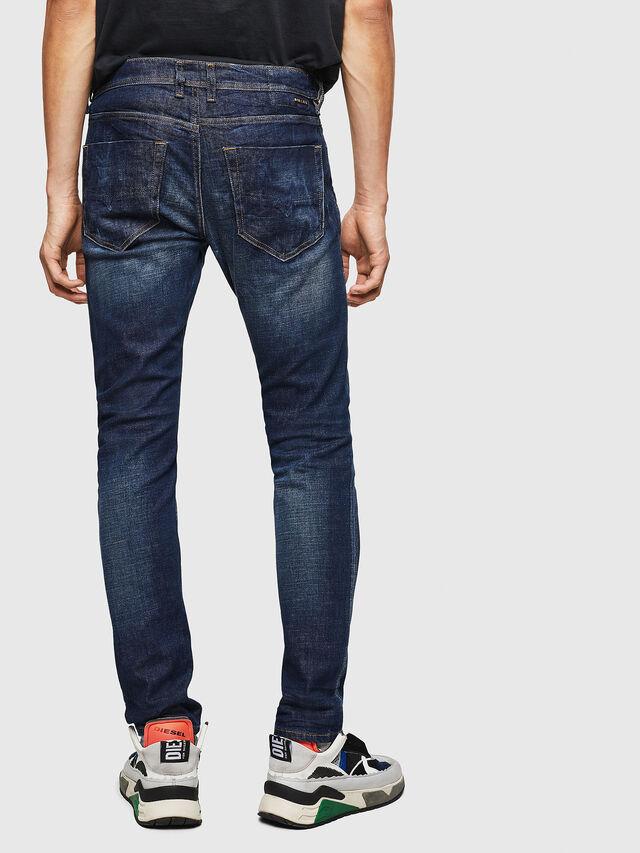 Diesel - Tepphar 087AT, Dark Blue - Jeans - Image 2