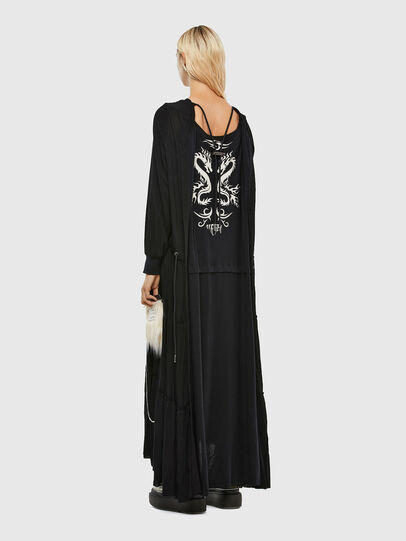 Diesel - D-LINDA, Black - Dresses - Image 7