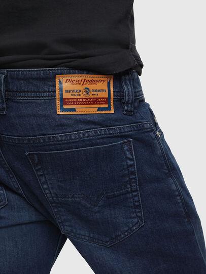 Diesel - Safado CN041, Dark Blue - Jeans - Image 4