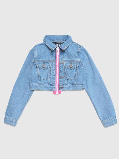 Diesel - JZAUPY, Blue Jeans - Jackets - Image 1