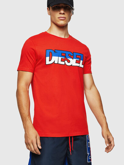 Diesel - BMOWT-PARSEN, Fire Red - Out of water - Image 1