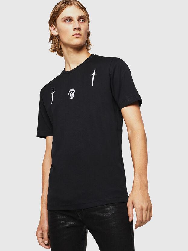 TY-X2, Black - T-Shirts