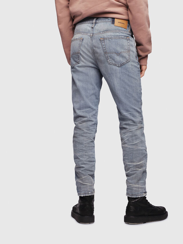 Diesel - Mharky 088AH, Light Blue - Jeans - Image 2