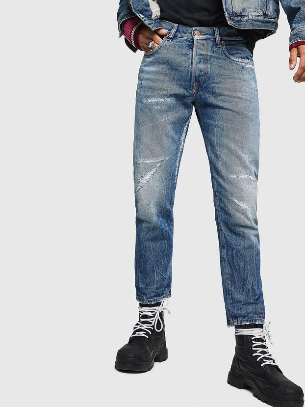 Mharky 0078B, Light Blue - Jeans