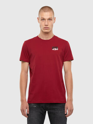 T-DIEGOS-N25, Brown - T-Shirts