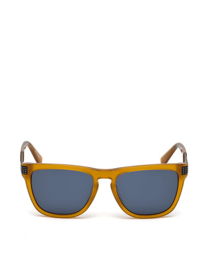 Diesel - DL0236, Honey - Sunglasses - Image 1