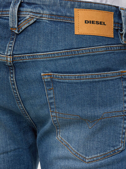 Diesel - Larkee 009DB, Medium blue - Jeans - Image 4