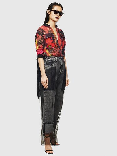 Diesel - TYPE-1004, Black - Jeans - Image 4