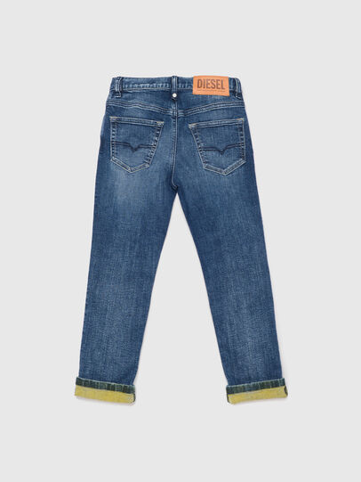 Diesel - MHARKY-J, Black/Yellow - Jeans - Image 2