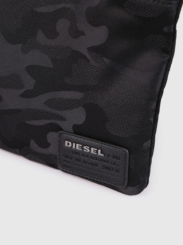 Diesel F-DISCOVER CROSS, Black - Crossbody Bags - Image 4