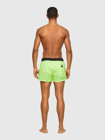 Diesel - BMBX-SANDY 2.017, Green Fluo - Swim shorts - Image 2