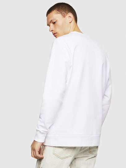 Diesel - S-GIR-A1, White - Sweaters - Image 2