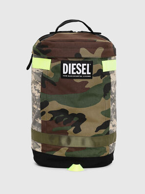 PIEVE, Green Camouflage - Backpacks