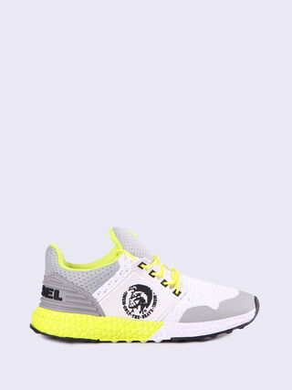 SN LOW 23 MOHICAN YO, White/clear grey