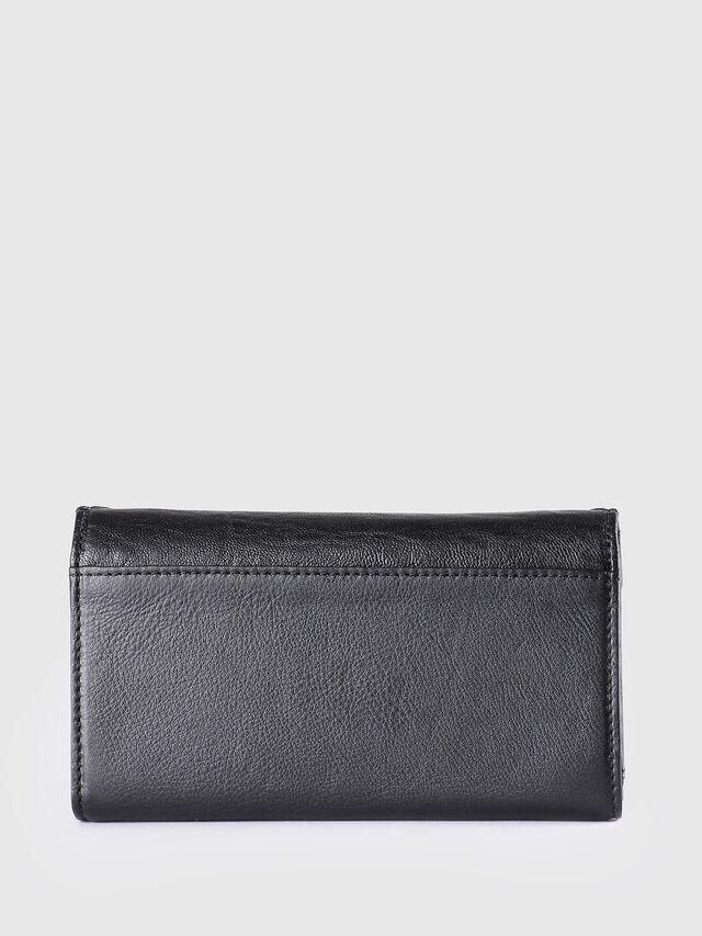 Diesel GIPSI, Black - Small Wallets - Image 2