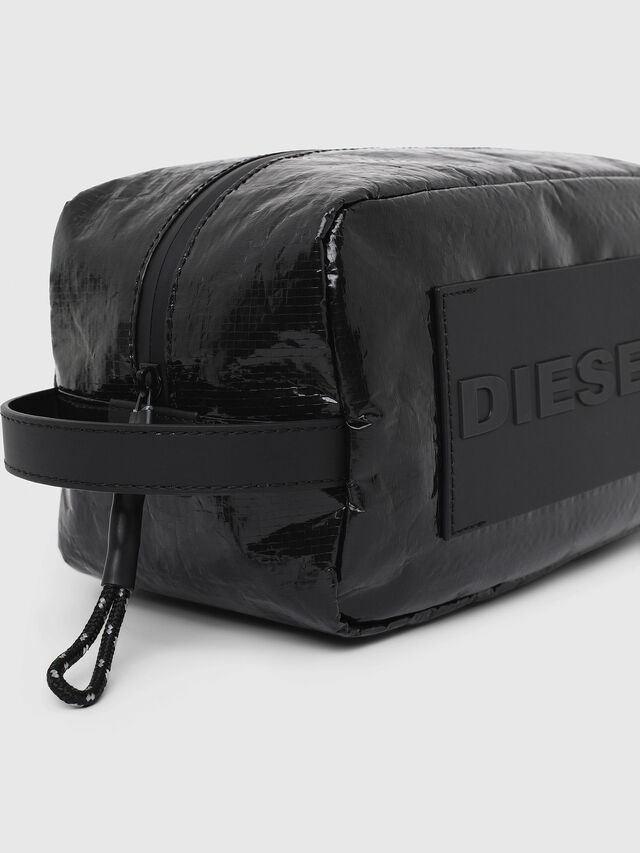 Diesel - POUCHH, Black - Bijoux and Gadgets - Image 4