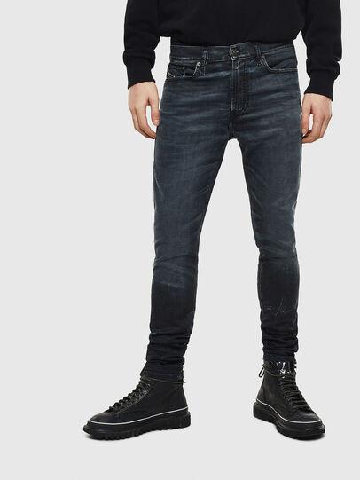 Diesel - D-Reeft JoggJeans 069MD, Dark Blue - Jeans - Image 3
