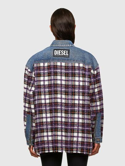 Diesel - G-KERYA, Blue/Violet - Jackets - Image 2