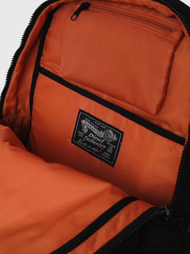 Diesel - F- URBHANITY BACK, Black - Backpacks - Image 6