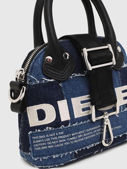 Diesel - PYANIGA S, Blue - Crossbody Bags - Image 6