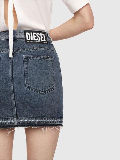 Diesel - DE-ELLE-M,  - Skirts - Image 4