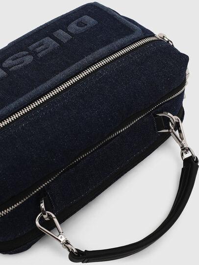 Diesel - FUTURAH, Blue - Crossbody Bags - Image 5
