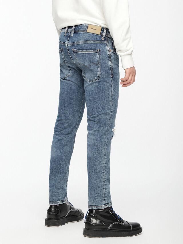 Diesel - Sleenker 069AI, Medium blue - Jeans - Image 2