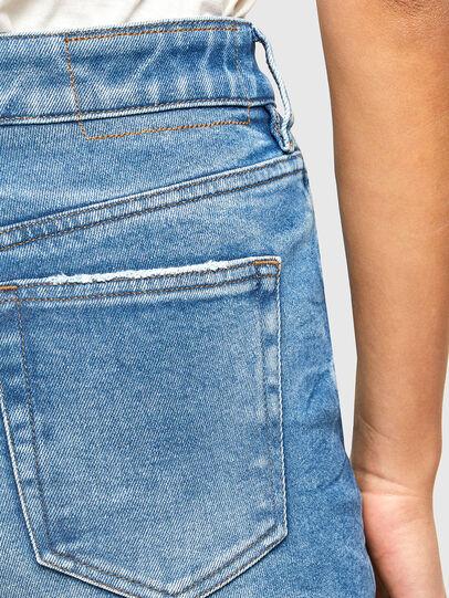 Diesel - D-Joy 009MV, Light Blue - Jeans - Image 4
