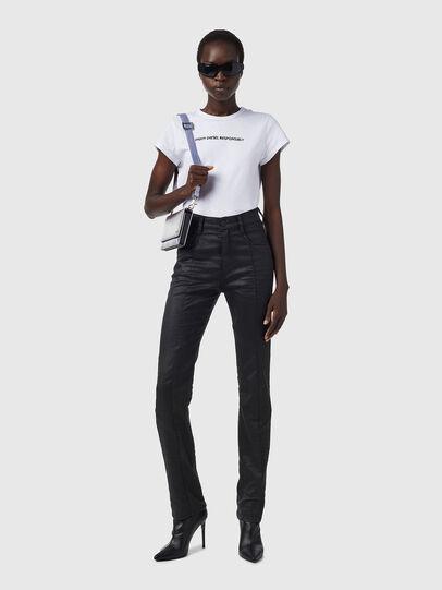 Diesel - D-Arcy JoggJeans® 069YI, Black/Dark grey - Jeans - Image 5