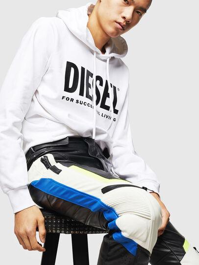 Diesel - ASTARS-PTRE, Black - Pants - Image 4