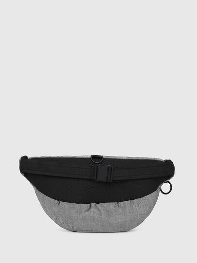 Diesel - TRIBELT, Gray/Black - Backpacks - Image 2