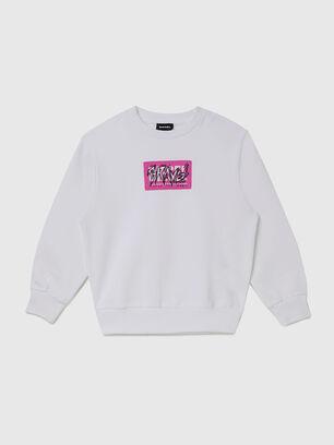 SGIRKX5 OVER, White - Sweaters