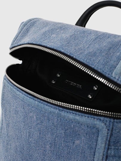 Diesel - ERACLEA II, Blue Jeans - Backpacks - Image 7