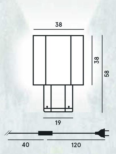 Diesel - HEXX TAVOLO,  - Table Lighting - Image 2