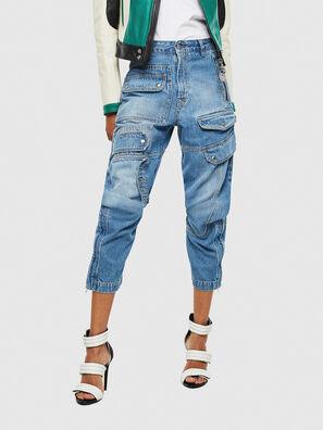 DE-MIRY, Blue Jeans - Pants