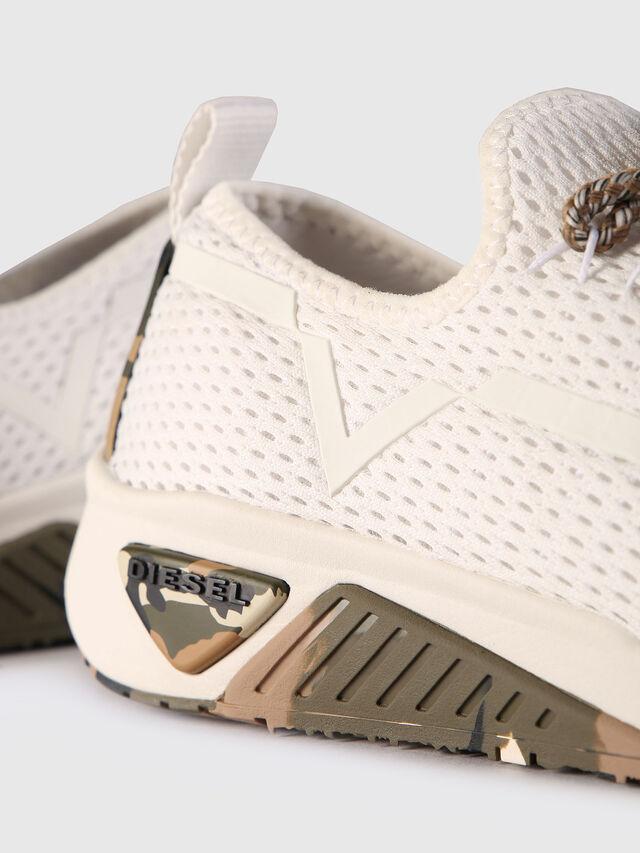 Diesel - S-KBY, Beige - Sneakers - Image 5