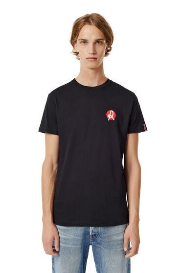 Diesel x L.R. Vicenza regular-slim t-shirt