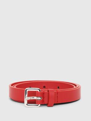 B-LOWGO, Red - Belts