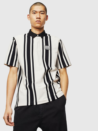 Diesel - T-POLO-STRIP,  - Polos - Image 1