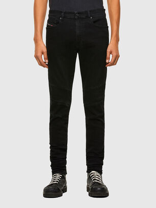 D-Amny 009RB, Black/Dark grey - Jeans